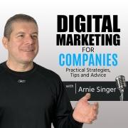 Digital Marketing for Companies Podcast